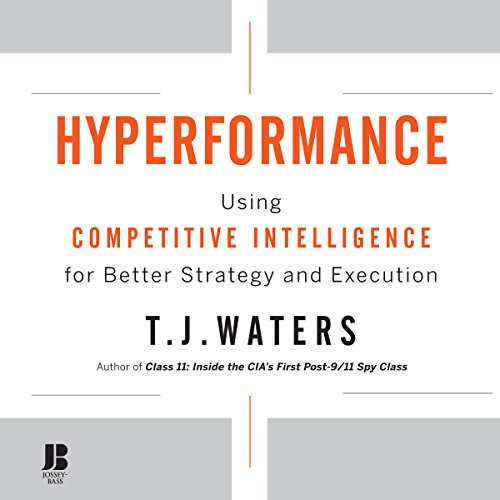 Hyperformance audiobook cover art