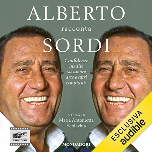 Alberto racconta Sordi copertina