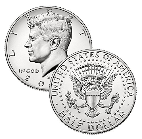 2017 D Bankroll of 20 – Kennedy Uncirculated