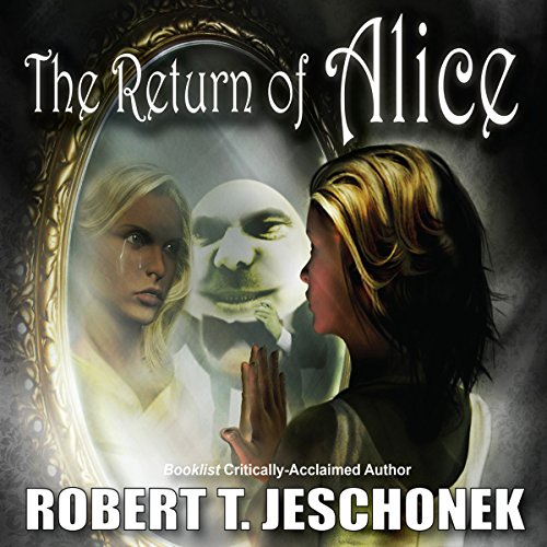 The Return of Alice audiobook cover art