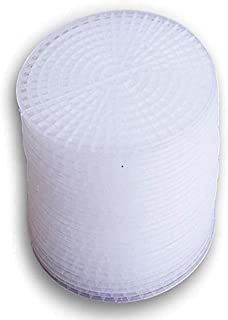 Plastic Canvas No. 7 Circle - 3 Inches - 50 Pc