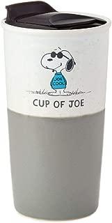 Hallmark Peanuts Joe Cool Snoopy Travel Mug