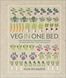 garden gift ideas veg in one bed huw richards book_grow-with-hema