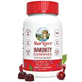 Elderberry Gummies for Immune Support by MaryRuth's, Organic Ingredients for...