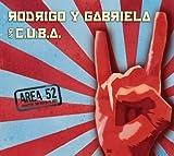 Rodrigo Y Gabriela & C.U.B.a.: Area 52 (Audio CD)