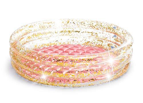 Intex 57103 Piscina gonfiabile Baby Glitter, 86x25 cm