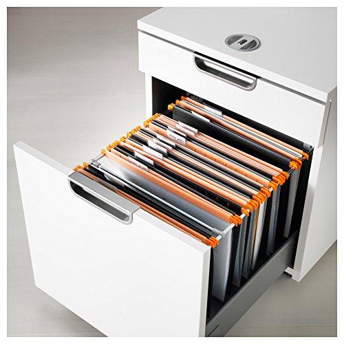 Ikea Summera Set mit 16 A4-Ablagemäppchen passend für jeden A4-Aktenschrank.