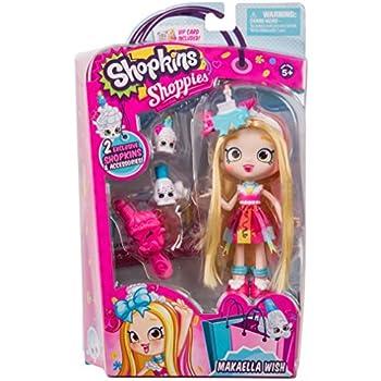 Shopkins Shoppies Doll Single Pack - Makaella | Shopkin.Toys - Image 1