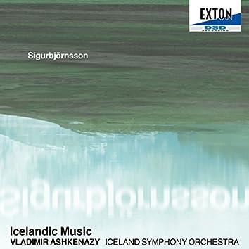Sigurbjornsson: Icelandic Music