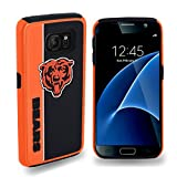 Forever Collectibles Samsung Galaxy S8 Dual Hybrid Bold Case - NFL Chicago Bears