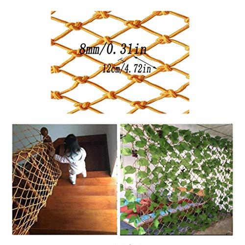 Best Buy! PLLP Safety Nets,Child Safety Rail Net, Nylon Decorative Net Indoor Balcony Window Stair R...