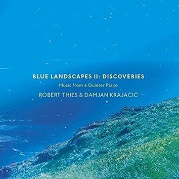 Blue Landscapes II: Discoveries