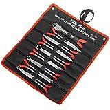 XtremepowerUS 9pc 11' inch Long Reach Plier Mechanics Electricians Craft & Hobby Tool Set