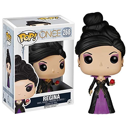 KYYT Funko Once Upon a Time #268 Regina Pop! Chibi