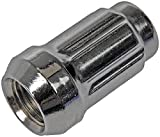 Dorman 711-215 Chrome Spline Drive Wheel Nut 1/2-20,Pack of 4