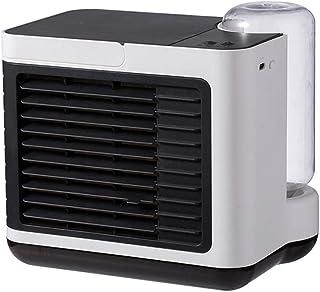 Abilieauty aire acondicionado climatizador portátil 4 en 1 Mobile Air Conditioner Mini Personal Cooler Air Purifier humidificador con luz para el hogar oficina