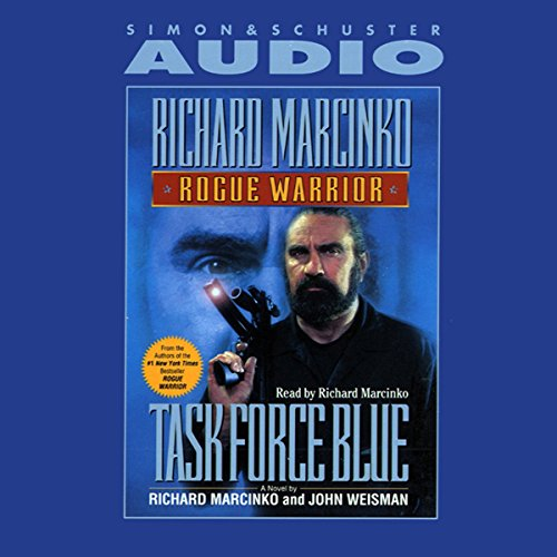 Rogue Warrior: Task Force Blue audiobook cover art