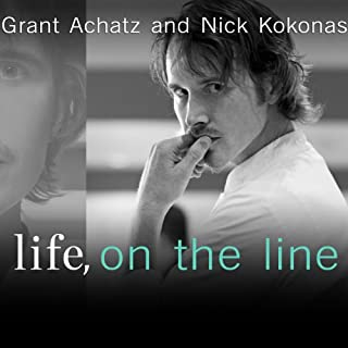Life, on the Line audiobook cover art