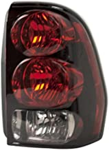 Sherman Replacement Part Compatible with Chevrolet Trailblazer Passenger Side Taillight Assembly (Partslink Number GM2801150)