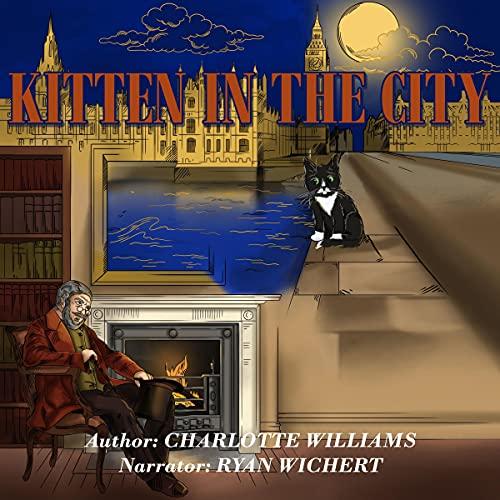 Kitten in the City cover art