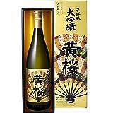 黄桜 華祥風大吟醸 1.8L