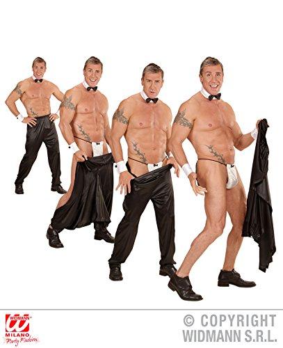 HOSE - STRIPPER - Größe 50/52 (M/L), Mann Männer Stripperin Show Aufführung Spektakel Tänzer