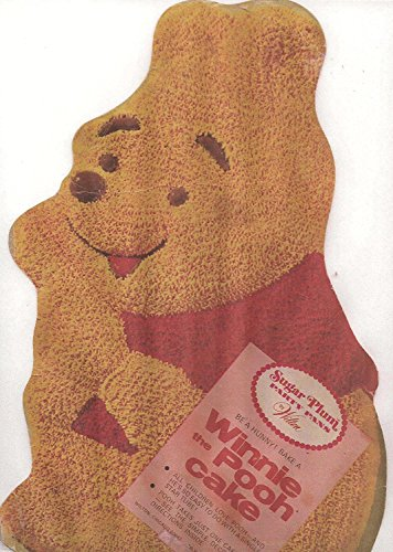 Wilton Cake Pan: Classic Winnie the Pooh (515-401, 1971)
