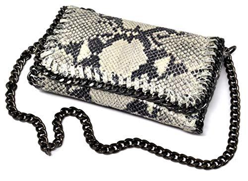 Dames Lederen fashsion tas Wit Groen Mode Tas Glitter steen ketting Laatste ontwerp Womens Bag stijl