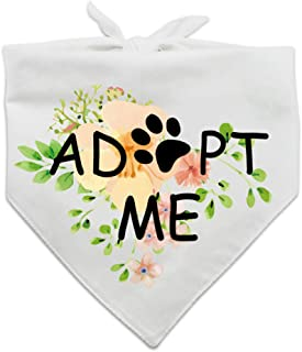family Kitchen Adopt Me Dog Bandana,Scarf Accessories,Pet Accessories for Dog Lovers
