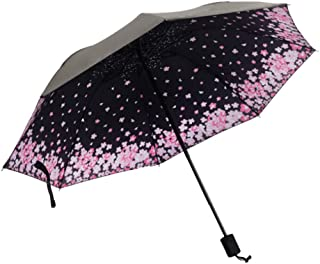 Unique Windproof Umbrella with UV Protection That is Easier to Open Than Most Umbrellas and Can Folded