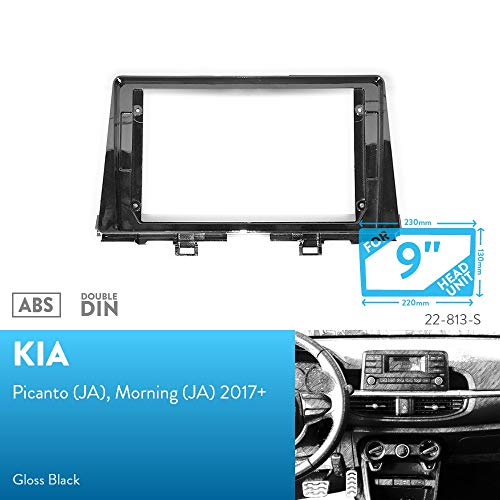 Kia Picanto 2007-2011 portes miroir manuel Câble O//S driver droit