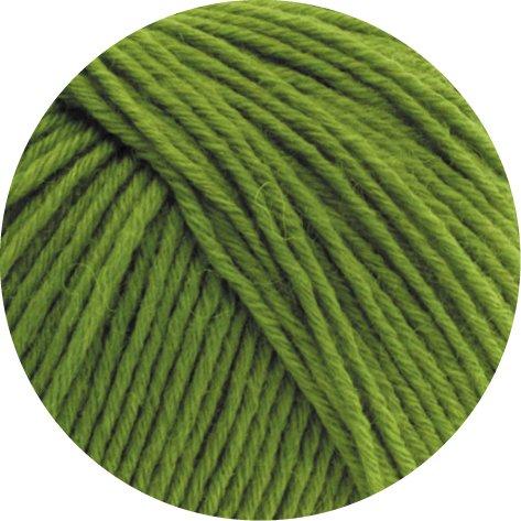 Lana Grossa Wolle Alpina 017 Apfelgrün