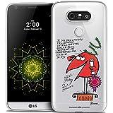Caseink - Coque Housse Etui pour LG G5 [Licence Officielle Collector Les Shadoks® Design...