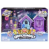 Hatchimals à Collectionner - 6054900 - Jouet enfant - Playset Spa Etincelant + 5 Hatchimals à Collectionner