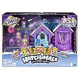 Hatchimals à Collectionner - 6054900 - Jouet enfant - Playset Spa Etincelant + 5 Hatchimals à Collectionner