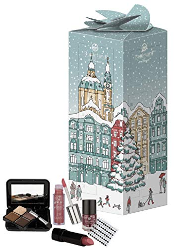 Boulevard de Beauté Beauty In The City - der Beauty-Adventskalender im stylishen Format, 24 Stück