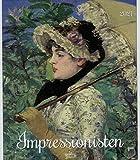Impressionisten - Kalender 2021 - Art-Format - Korsch-Verlag - Kunstkalender - 46 cm x 54,7 cm