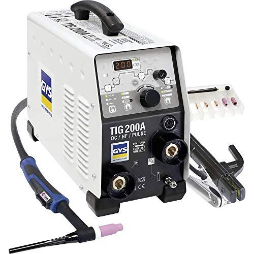 GYS TIG 200DC HF FV fer à souder électrique
