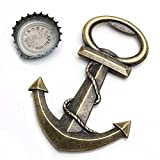 Yoption Anchor Bottle Opener with Exquisite Gift Packaging for Wedding Gift Party Favors (1)