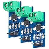 AZDelivery 3 x ACS712 Sensor de Corriente 20A módulo de Rango de medición para Arduino B...