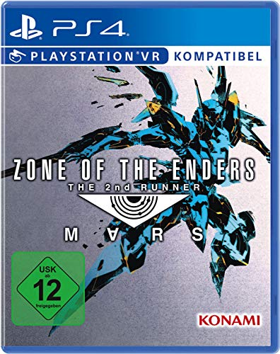 Zone of Enders 2nd Runner MARS PS-4 Remastered VR-kompatibel [Importación alemana]