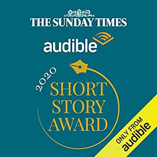 The Sunday Times Audible Short Story Award Shortlist Collection 2020 cover art
