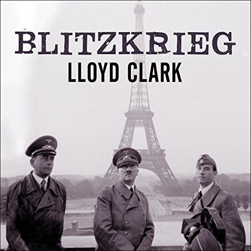 Blitzkrieg audiobook cover art