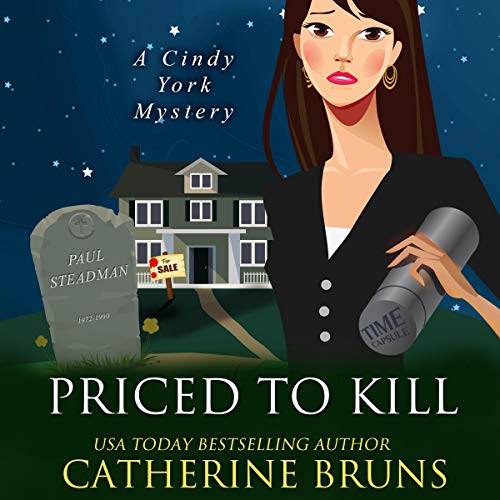 Priced to Kill audiobook cover art