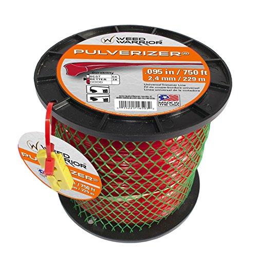 .095 750' WW Pulverizer Spool