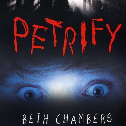 Petrify audiobook cover art