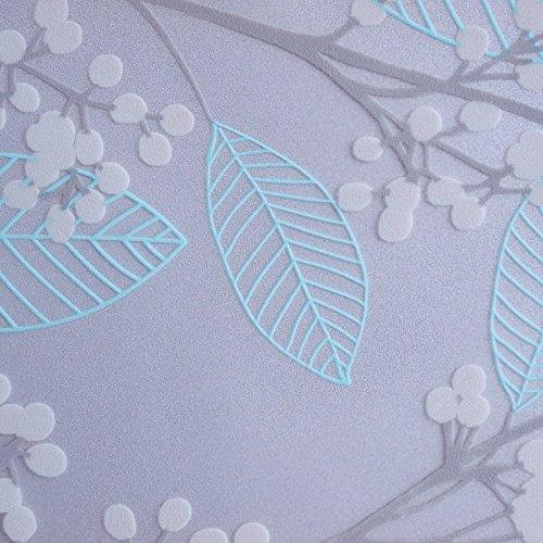 Dintex Lámina Electrostática, Vinilo, Blanco, translucido