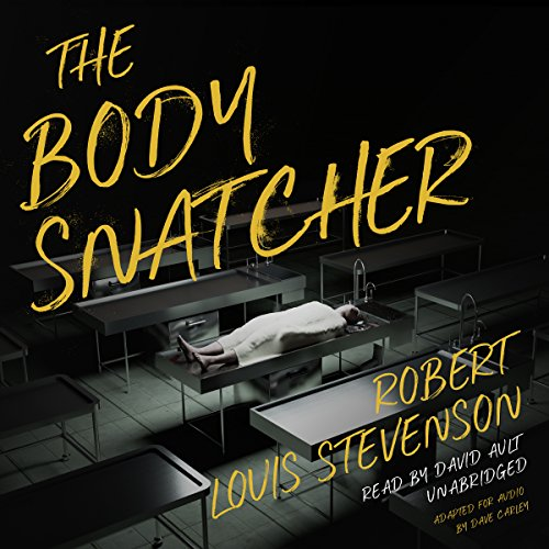 The Body Snatcher cover art