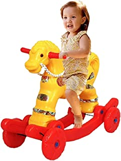 Twizzle Baby Horse Rider for Kids Birthday Gift for Kids/Boys/Girls 1-1.5 Years Multicolor