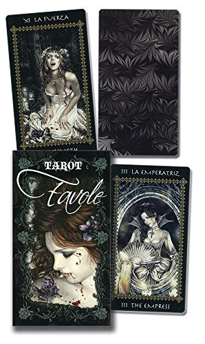 AzureGreen Favole Tarot